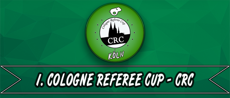 1. Cologne Referee Cup - CRC